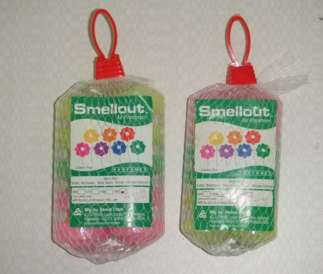 Air Fresheners - Jasmine - Economy Packs - 180gms and 120gms