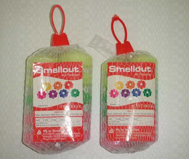 Air Fresheners - Rose - Economy Packs - 180gms and 120gms