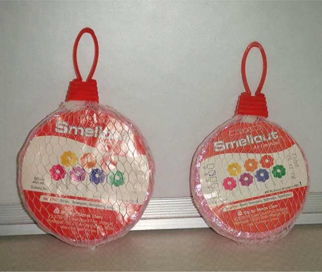 Air Fresheners - Rose - Round Hanging - 90gms and 60gms